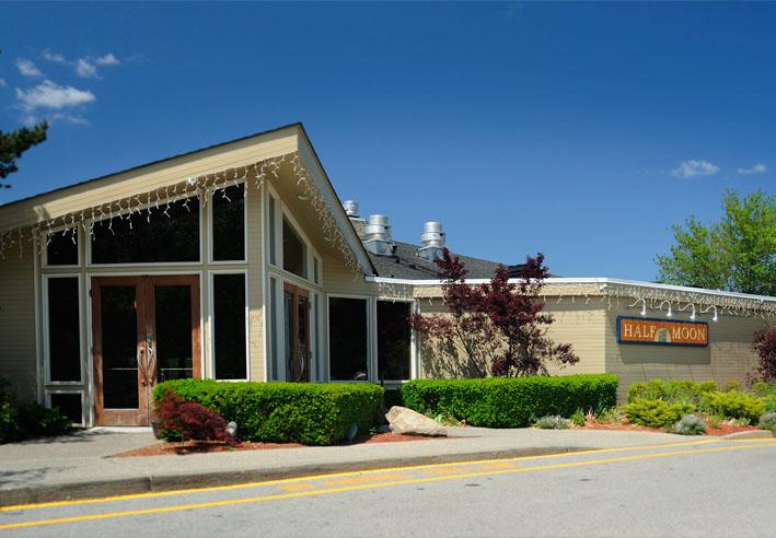 Dobbs Ferry Ny Half Moon Restaurant