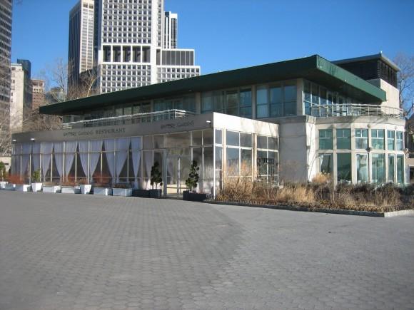 Venue Spotlight Battery Gardens Restaurant in New York New York