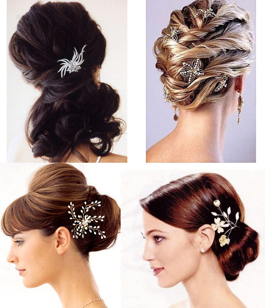 Beyond The Veil Add Pizzazz To Your Wedding Hairdo Posted on November 29