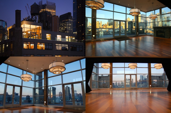 Venue spotlight mpe penthouse in new york new york a for 10 river terrace nyc