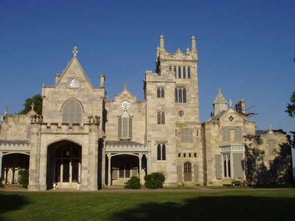 Venue Spotlight Lyndhurst Castle In Tarrytown New York A